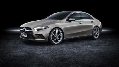 Kompaktlimousine Mercedes-Benz A-Klasse 2018