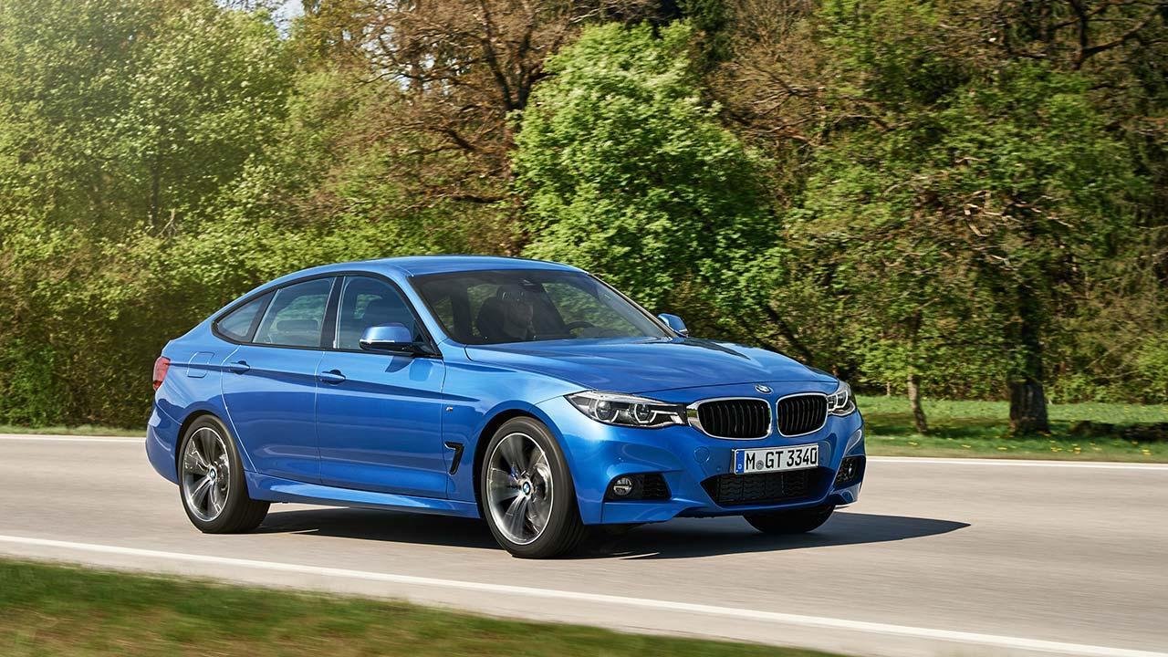 BMW 3er Grand Turismo - Seitenansicht