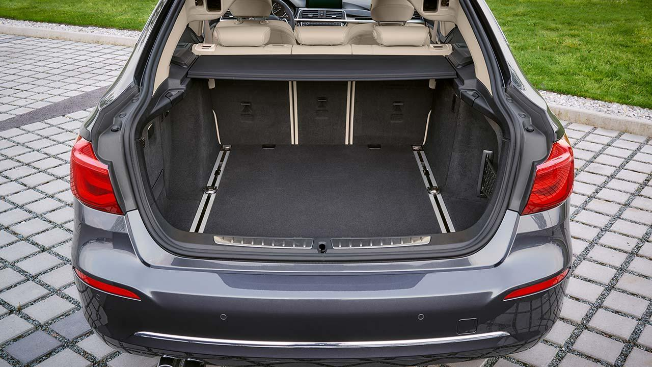 BMW 3er Grand Turismo - Kofferraum