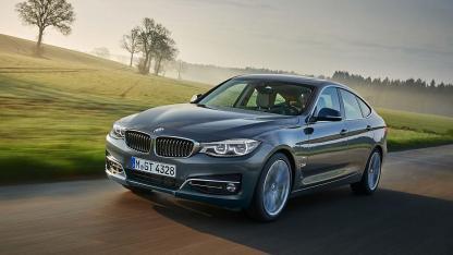 BMW 3er Gran Turismo® Facelift