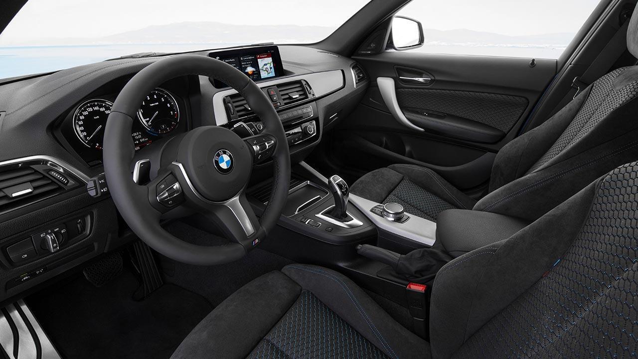 BMW 1er - Cockpit