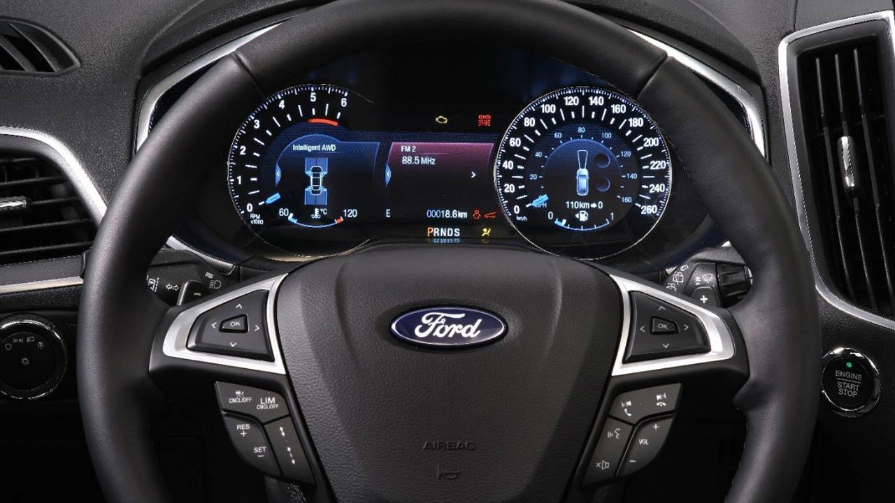 Ford Galaxy - Lenkrad