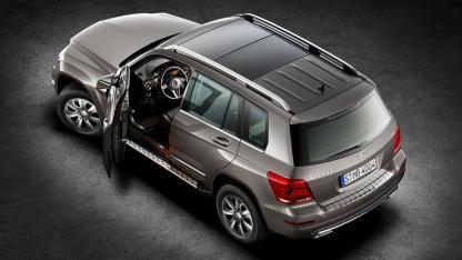 GLK - Die C-Klasse von Mercedes-Benz