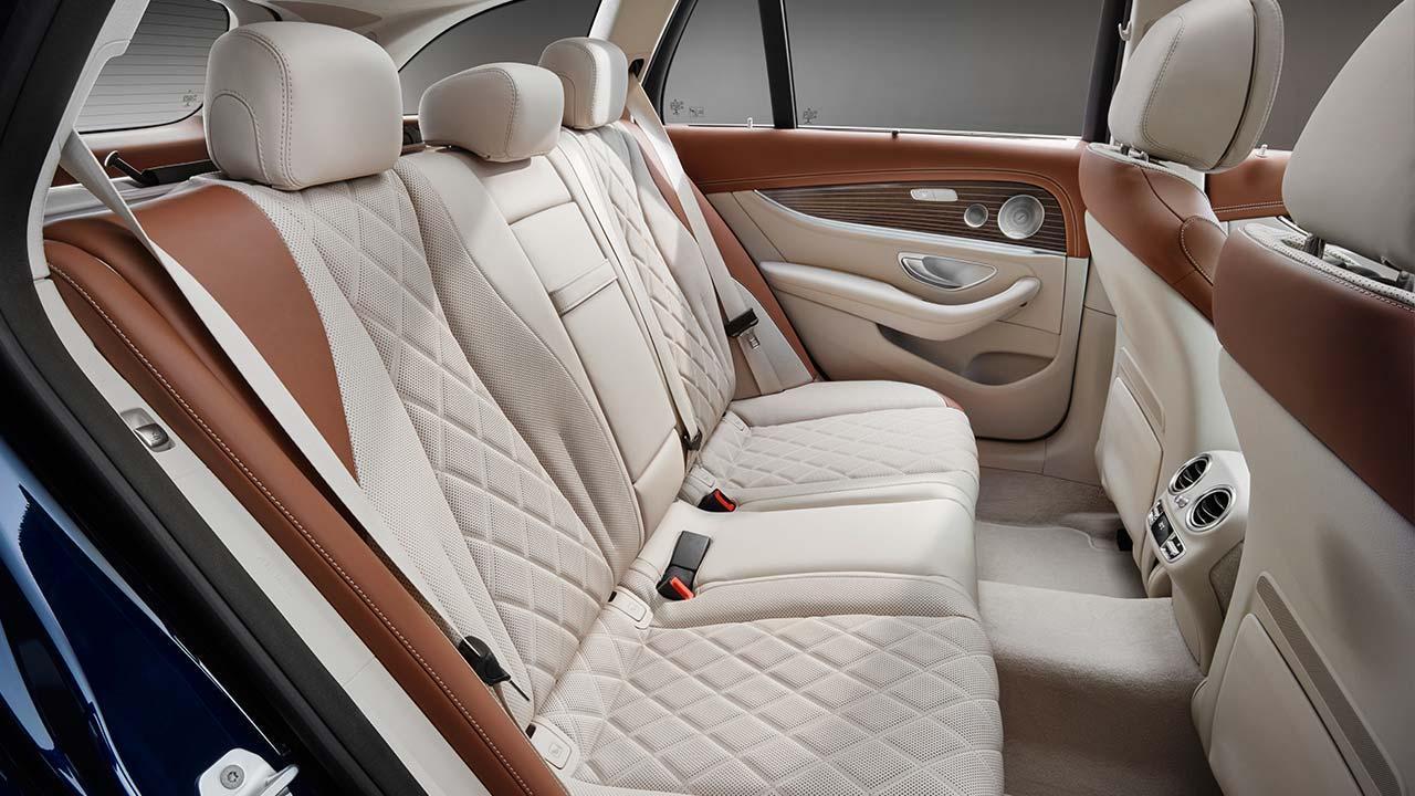 Mercedes-Benz E-Klasse T-Modell - Rücks