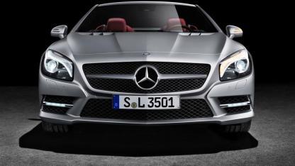 Die SL-Klasse von Mercedes-Benz