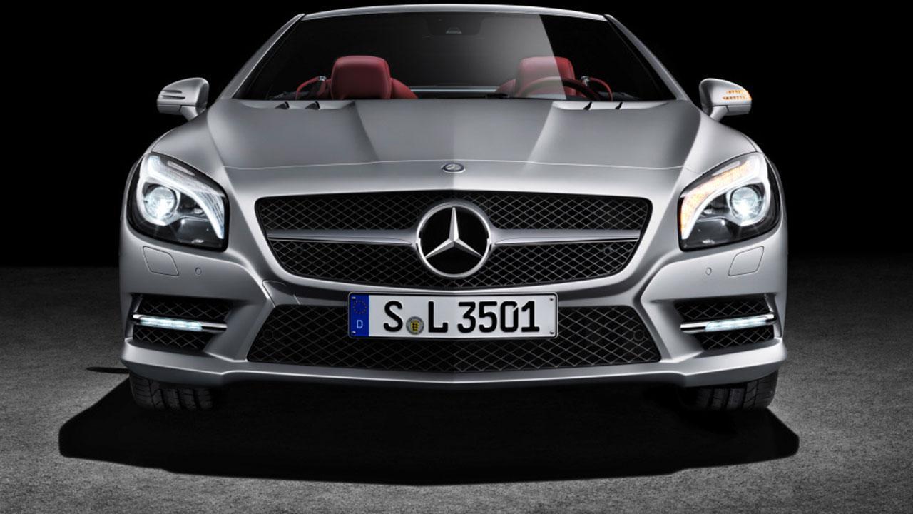 Mercedes-Benz SL-Klasse - Frontansicht