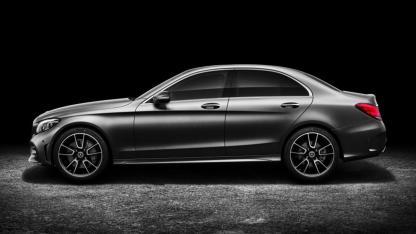 Die C-Klasse von Mercedes-Benz