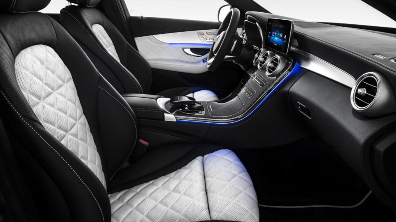 Mercedes-Benz C-Klasse - Cockpit