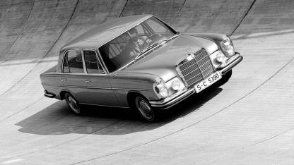 Der 300 SEL 6.3 von Mercedes-Benz