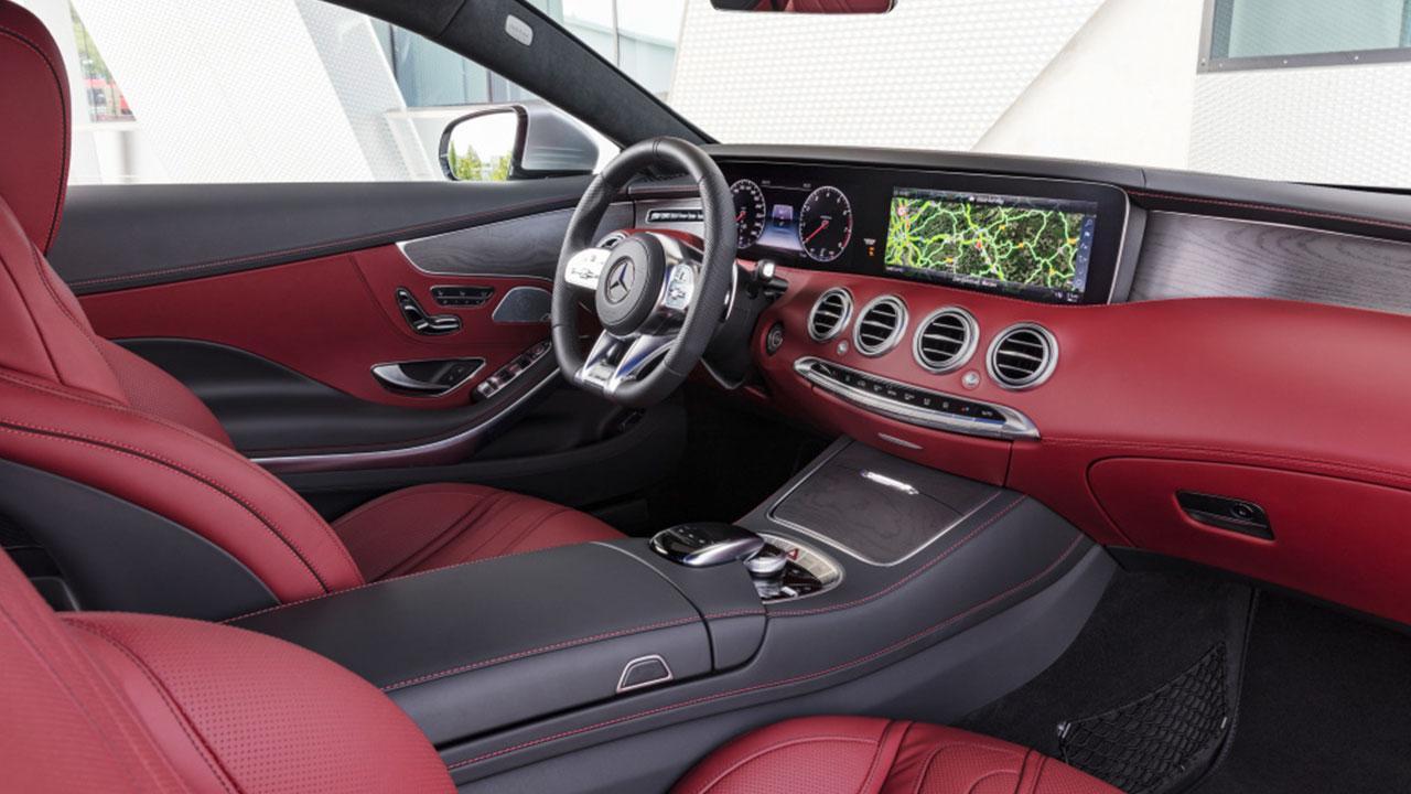Mercedes-Benz - Armaturenbrett