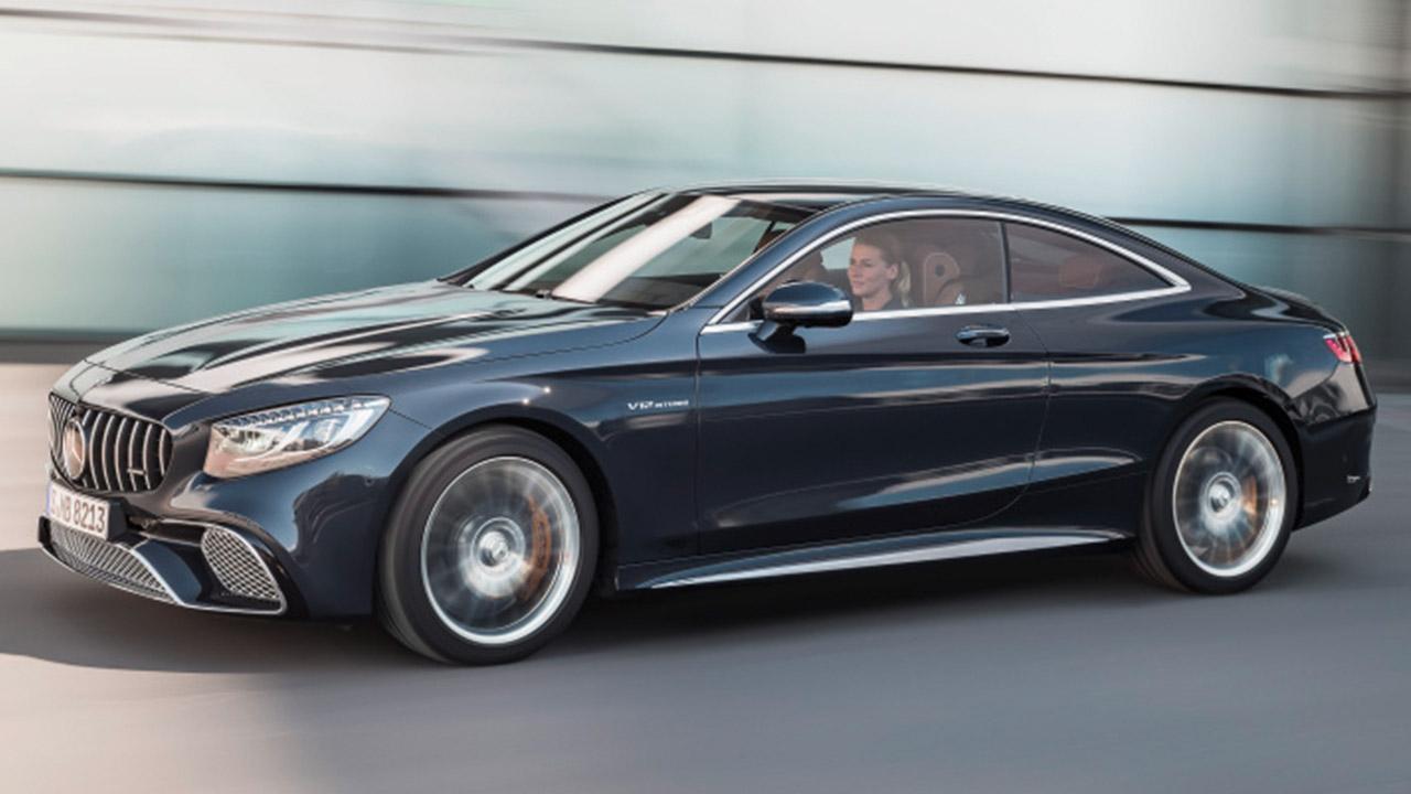 Mercedes-Benz - Seitenansicht