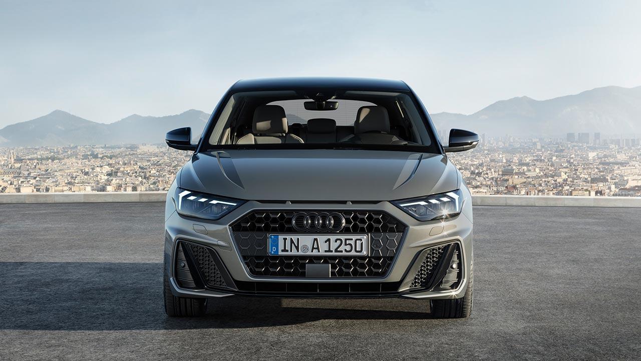 Audi A1 Sportback 2018 - Frontansicht