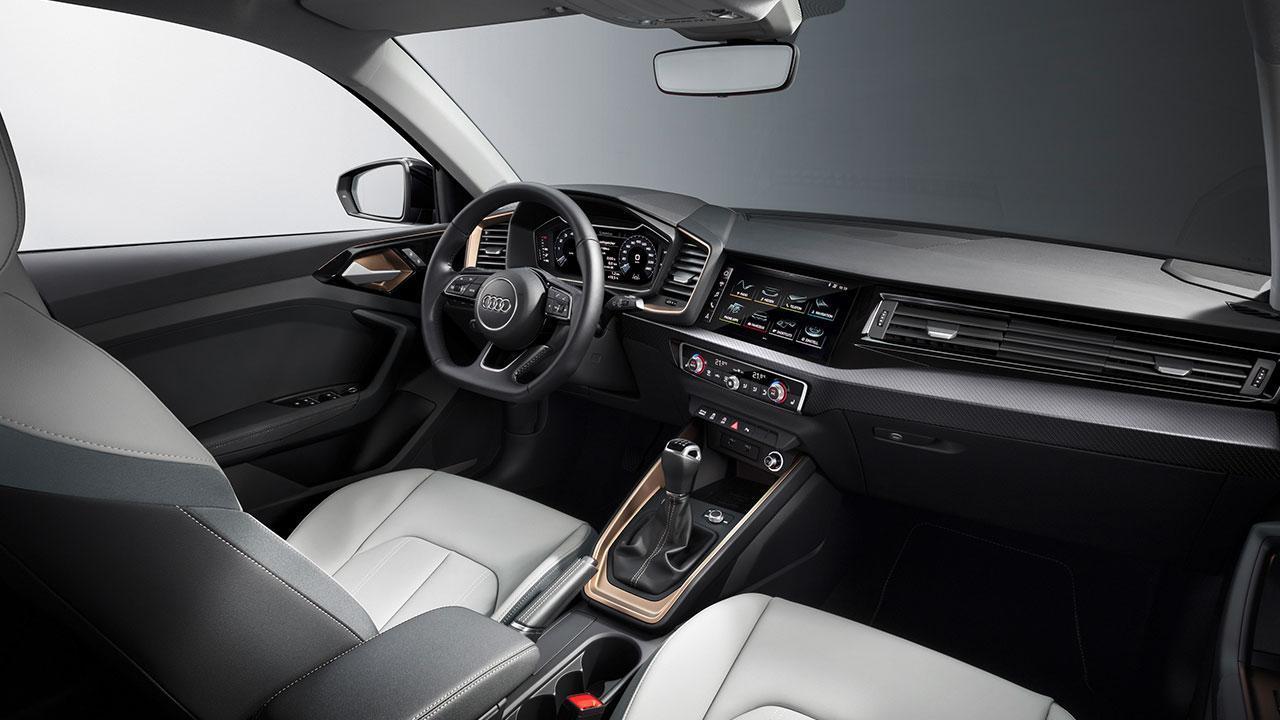 Audi A1 Sportback 2018 - Cockpit