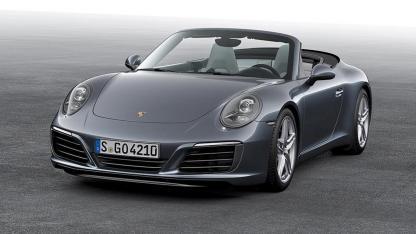 Der 911er Carrera von Porsche