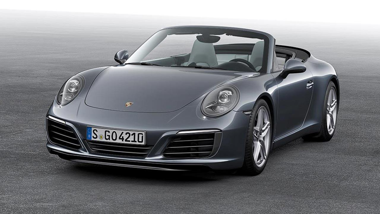 Porsche 911 Carrera - Cabrio