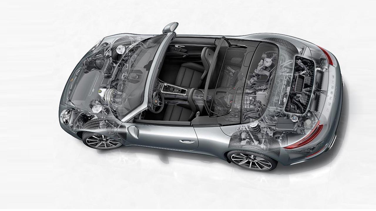 Der 911er Carrera von Porsche - 6
