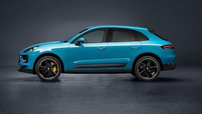 Der Macan von Porsche