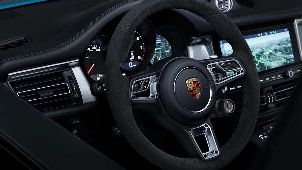 Porsche Macan 2018 - Cockpit