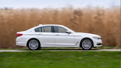 Der 530e iPerformance von BMW