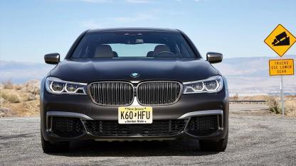 Der M760Li xDrive von BMW