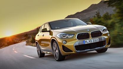 Der X2 von BMW