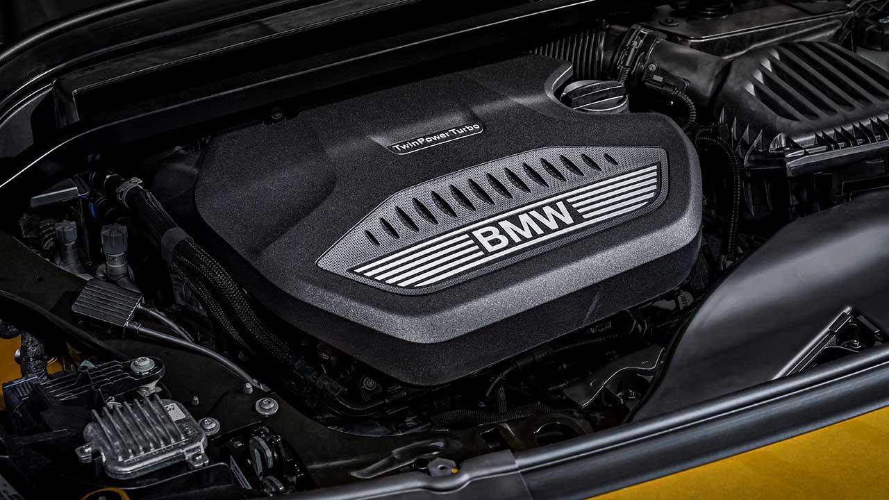 BMW X2 2017 - Motor