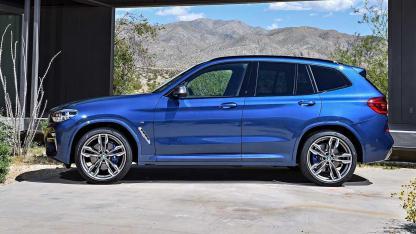 Der X3 von BMW