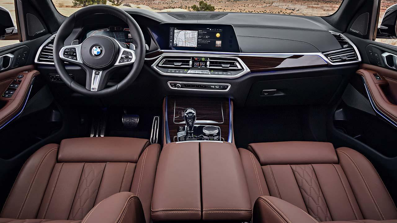 BMW X5 2018 - Cockpit