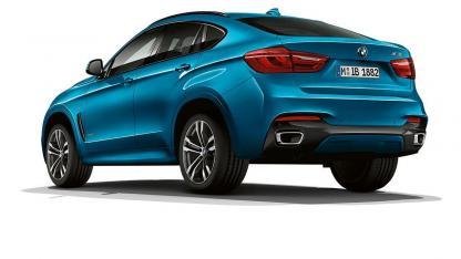 Der X6 M Sport Edition von BMW