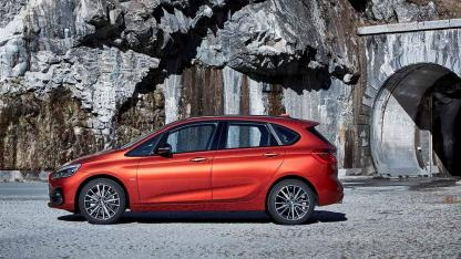 Der 2er Active Tourer von BMW