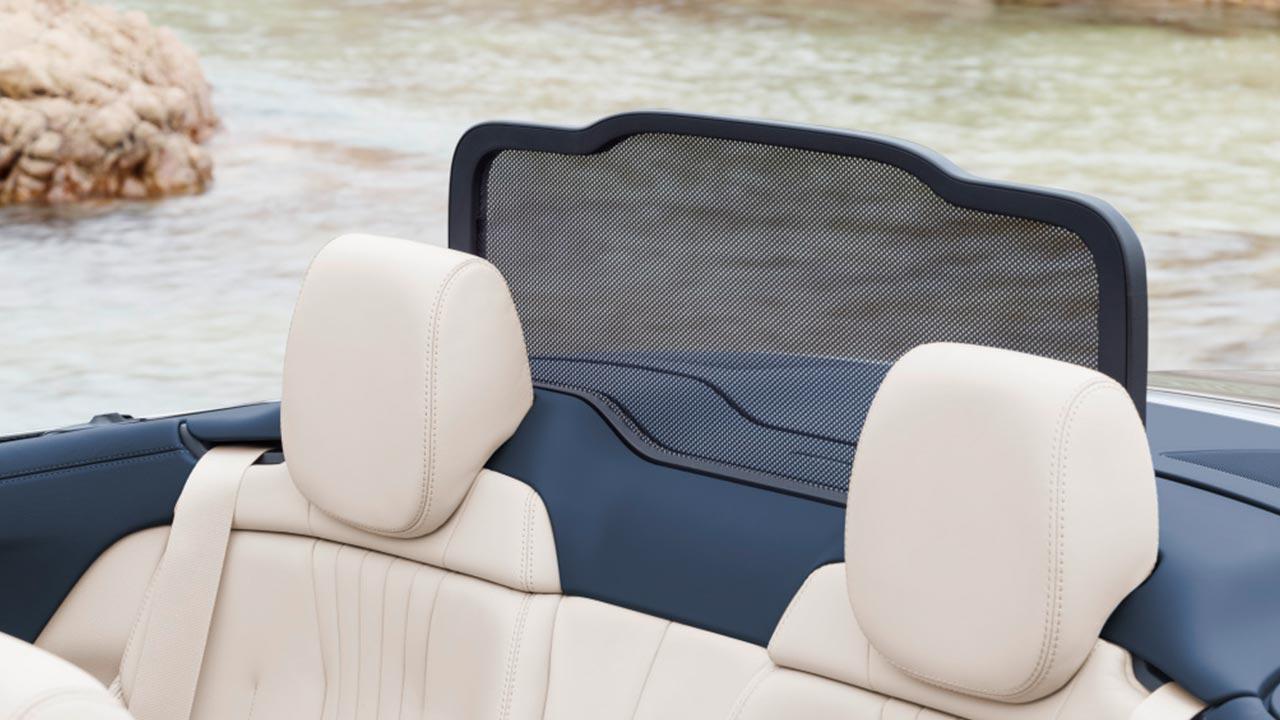 E-Klasse Cabriolet 2017 - Windschot