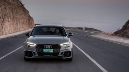 Audi RS 3 Sportback 2017 - Frontansicht