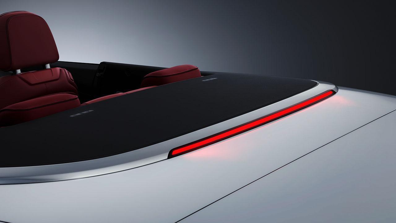Audi S5 Cabriolet 2017 - Rückleuchte