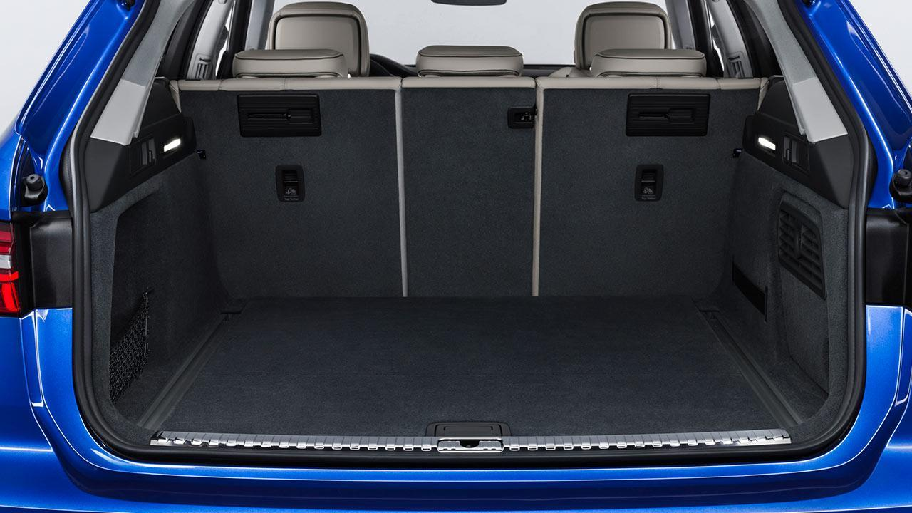 Audi A6 Avant 2018 - Kofferraum