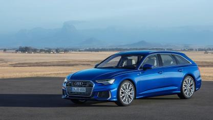 Der A6 Avant von Audi