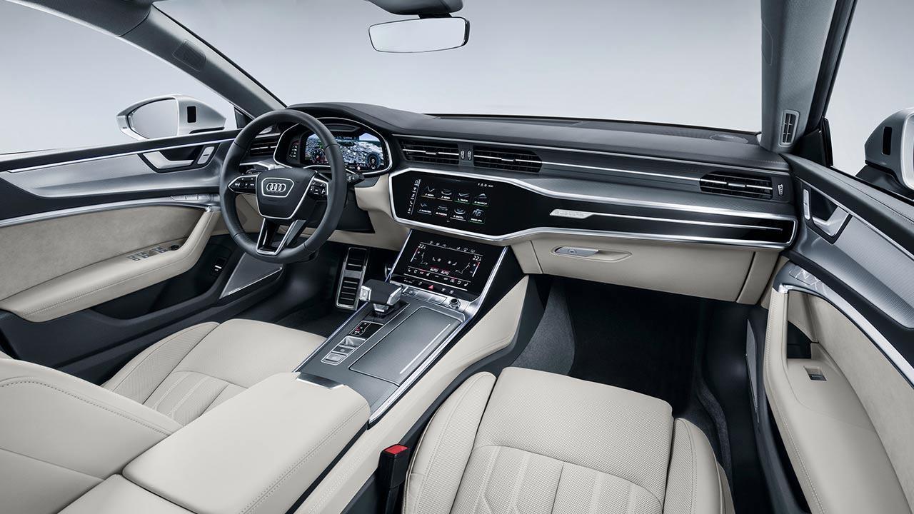 Audi A7 Sportback 2017 - Cockpit