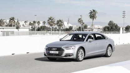 Der Audi A8
