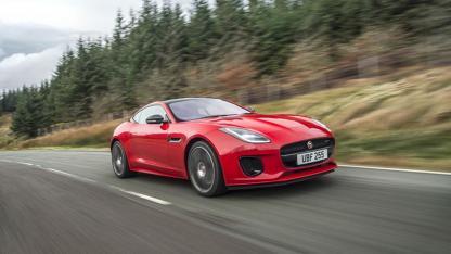 Der F-TYPE von Jaguar