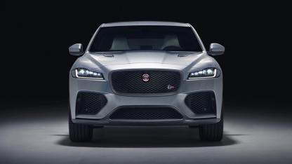 Der F-PACE von Jaguar