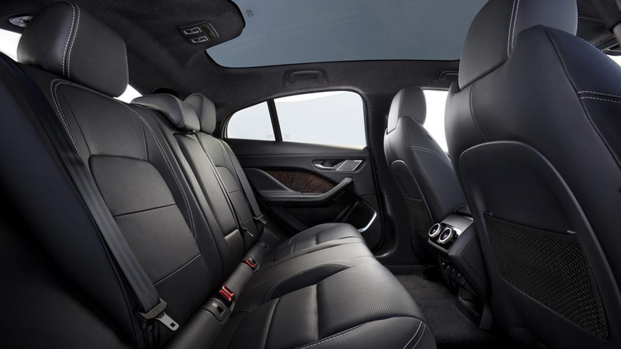 Jaguar I-PACE - Rücksitze