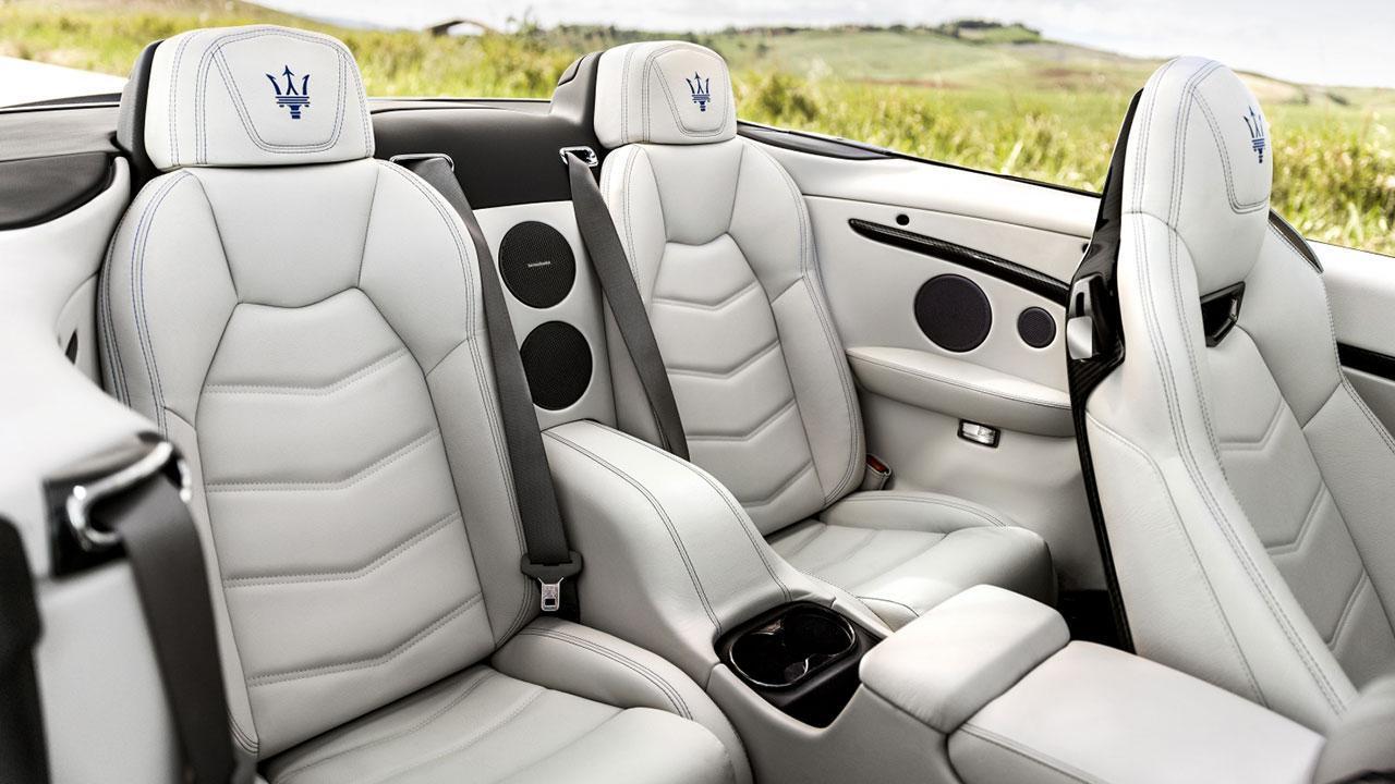 Maserati GranCabrio - Sitze