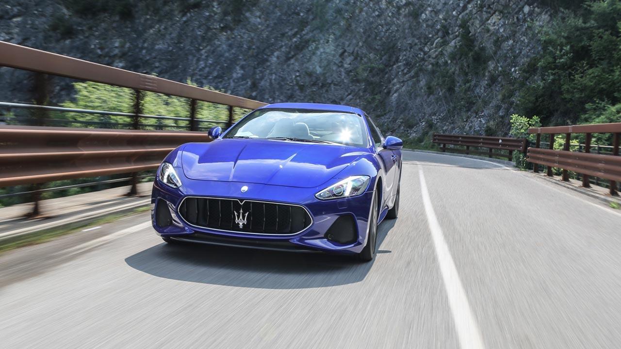 Maserati Gran Turismo - Frontansicht