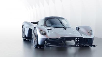 Der Aston Martin Valkyrie