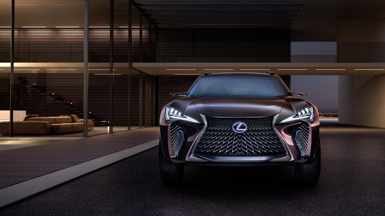 Lexus UX - Frontansicht