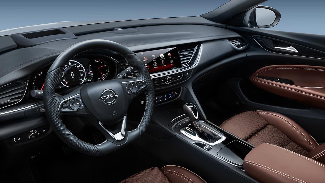 Opel Insignia - Cockpit