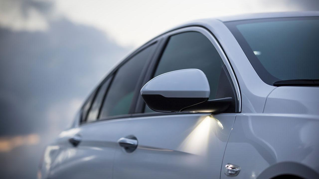 Opel Insignia - Seitenspiegel
