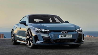 Audi e-tron GT quattro - Frontansicht