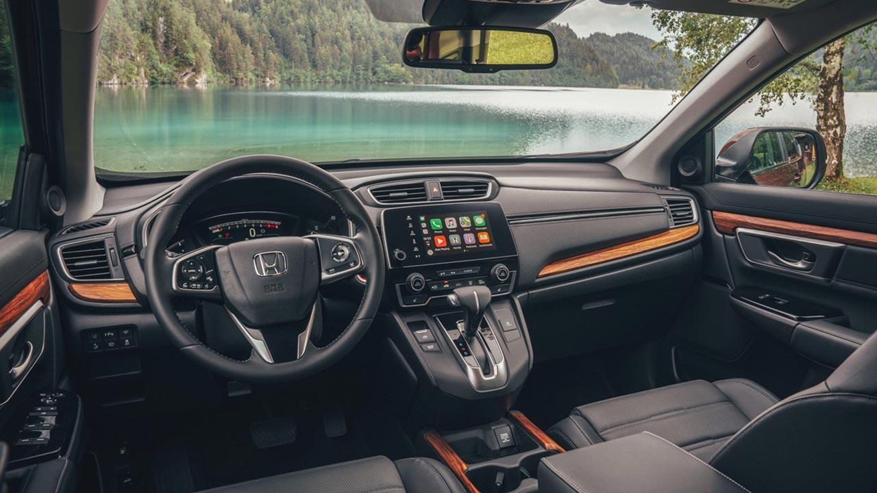 Honda CR-V - Cockpit