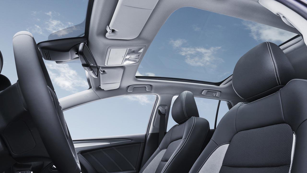 Toyota Avensis - Panorama Dach