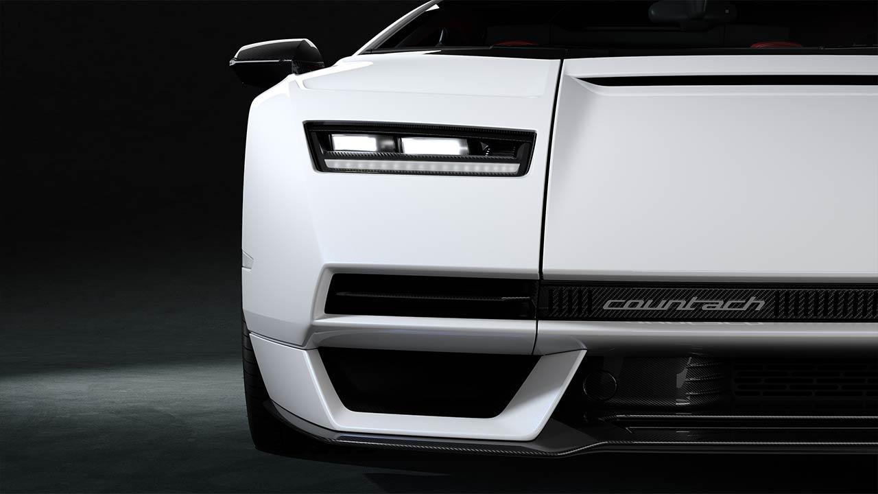 Lamborghini Countach LPI 800-4 - Frontansicht